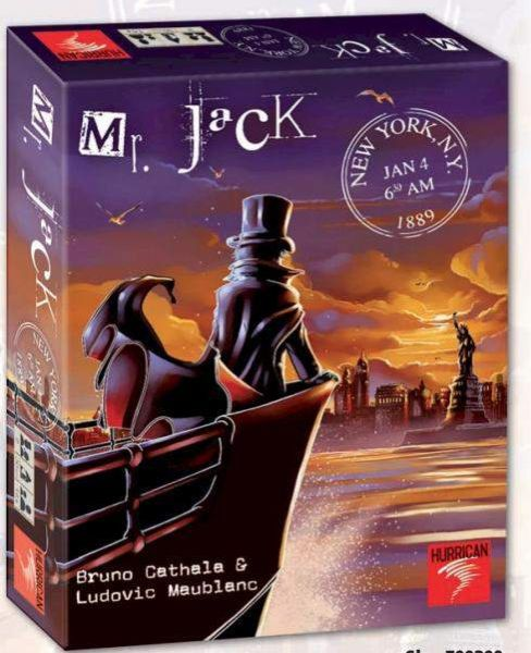 Mr. Jack - New York