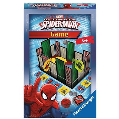 The Ultimate Spider-Man Game