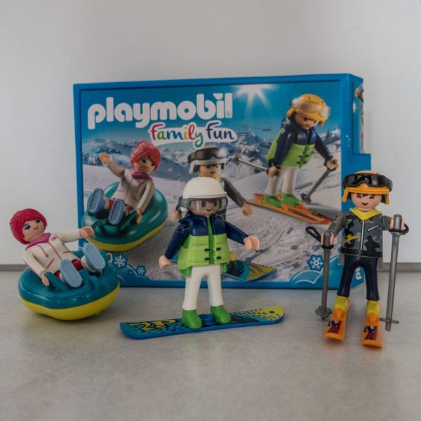 Playmobil Wintersport Freizeit